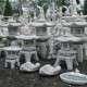 kinai kerti pagoda lámpás