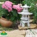 Pagoda kerti lámpás 2 színtes