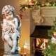 Karácsonyi kültéri dekoráció
