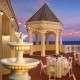 Szökőkút esküvők rendezvények számára