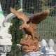 Turul madár szobor