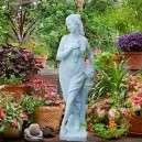 Életnagyságú szobrok Helené