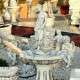 Csobogó szoborral