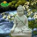 Buddha szobor lótuszülésben