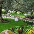 Csobogó gömb vagy kerti disz gömb