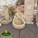 egyszerű kerti kút