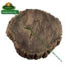 Fa hatású kerti járólap rönk szelet
