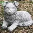 Kutya szobor készítés