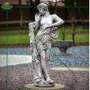 Női szobor különlegesség
