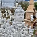 Buddha fej nagy szobor