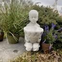 Buddhizmus gyermek szobor