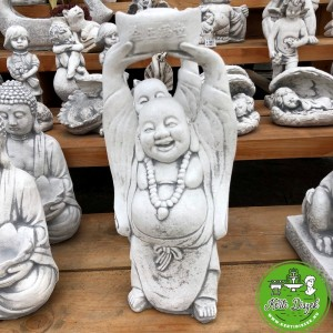 Buddha szobor gazdagságot hozó
