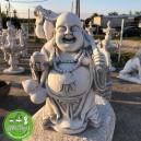 Buddha álló szobor
