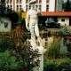 kerti szobrok Dávid szobor