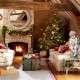 Karácsonyi kültéri dekoráció oszlopfős angyalka
