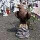 sas kerti szobrok