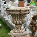 Virágtartók gyártása történelmi stílusban